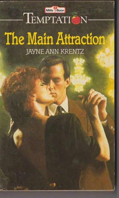 Mills & Boon / Temptation / The Main Attraction