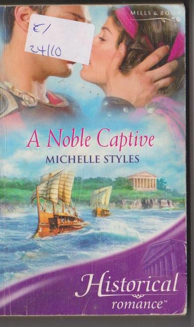 Mills & Boon / Historical / A Nobel Captive