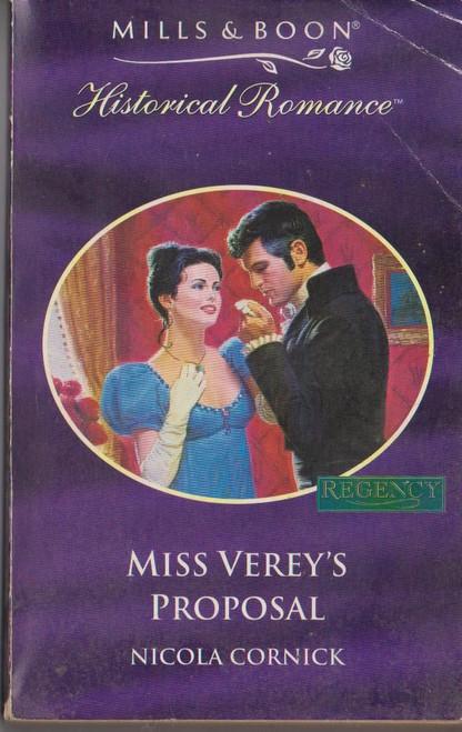 Mills & Boon / Historical / Miss Verey's Proposal