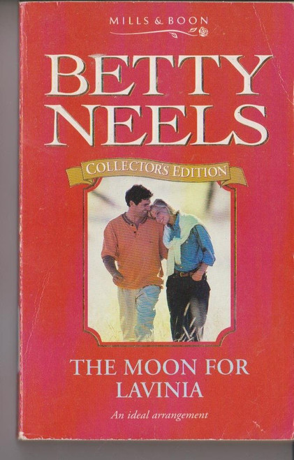 Mills & Boon / The Moon For Lavinia