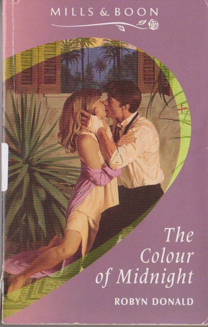 Mills & Boon / The Colour of Midnight