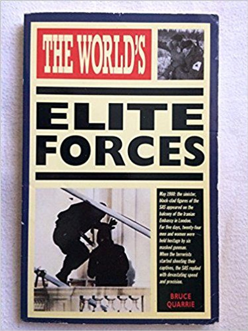 Quarrie, Bruce / The World's Elite Forces