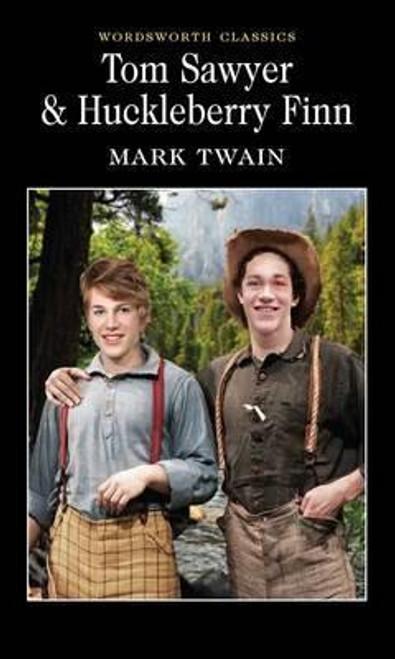Twain, Mark / Tom Sawyer & Huckleberry Finn