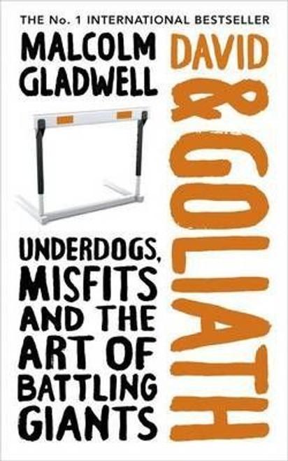 Gladwell, Malcolm / David and Goliath (Medium Paperback)