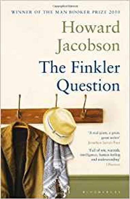 Jacobson, Howard / The Finkler Question (Large Hardback)