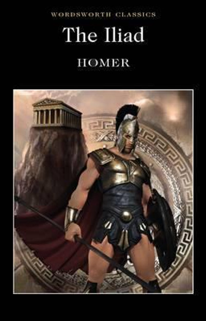 Homer, / The Iliad