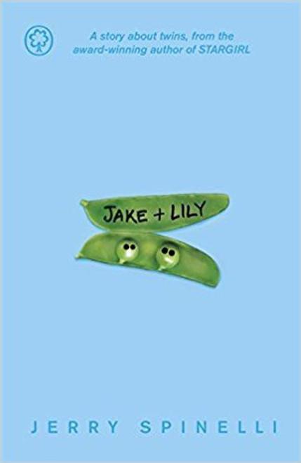 Spinelli, Jerry / Jake and Lily (Hardback)