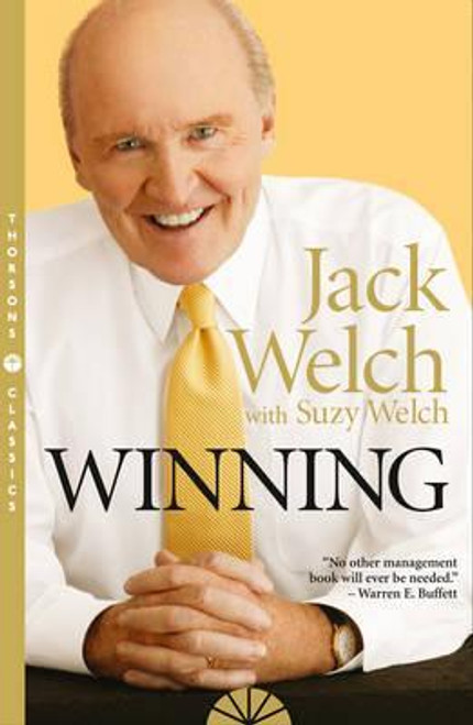 Welch, Jack / Winning: The Ultimate Business How-to Book (Large Paperback)