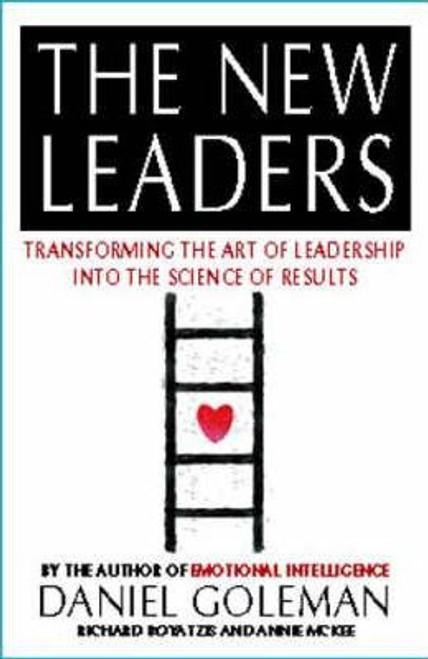 Goleman, Daniel / The New Leaders (Large Paperback)