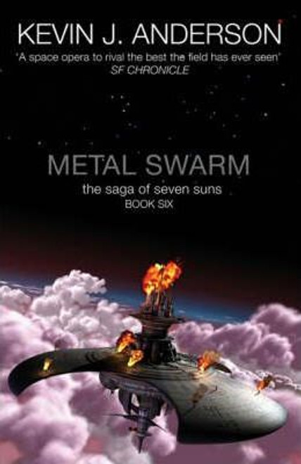 Anderson, Kevin J. / Metal Swarm (Large Paperback)
