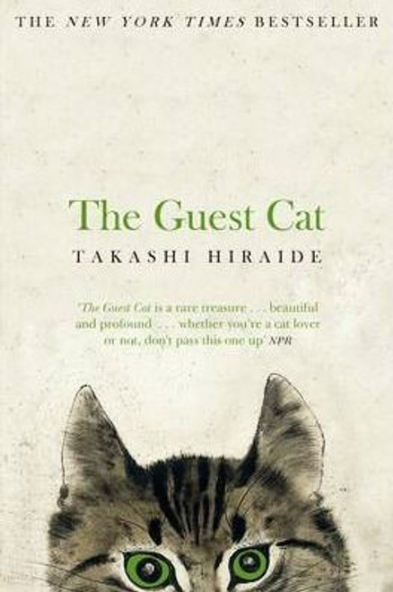 Hiraide, Takashi / The Guest Cat