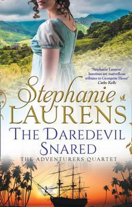 Laurens, Stephanie / The Daredevil Snared