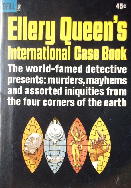 Queen, Ellery / International Case Book