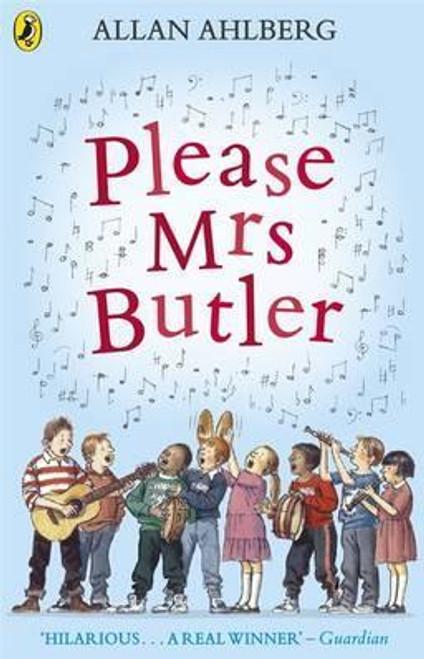Ahlberg, Allan / Please Mrs Butler