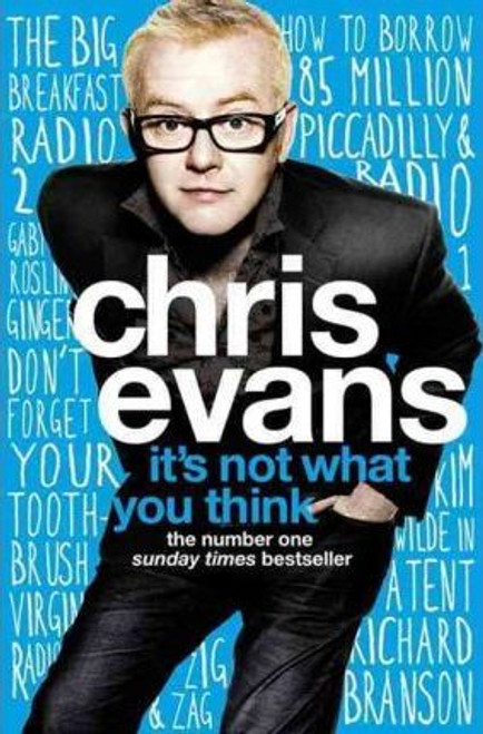 Evans, Chris / It's Not What You Think