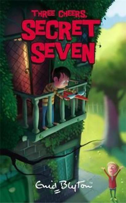 Blyton, Enid / The Secret 7: Three Cheers Secret Seven
