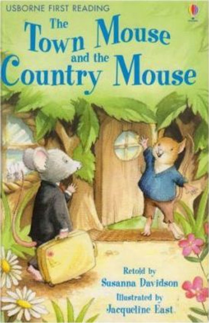 Davidson, Susanna / The Town Mouse and the Country Mouse