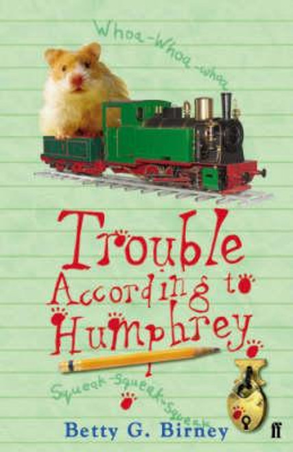 Birney, Betty G. / Trouble According to Humphrey