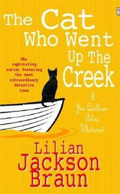 Jackson Braun, Lilian / The Cat Who Went Up the Creek
