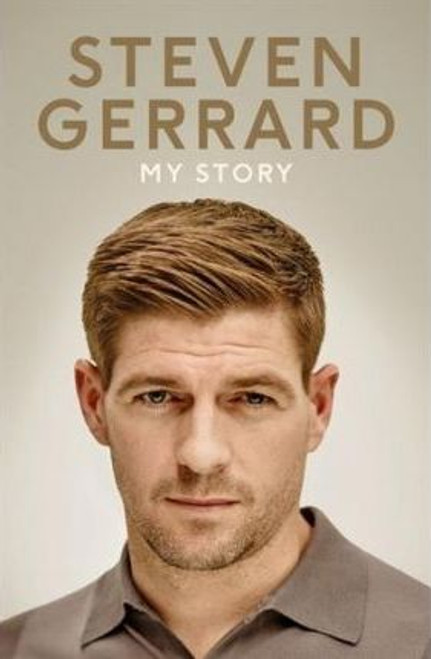 Gerrard, Steven / My Story (Large Paperback)