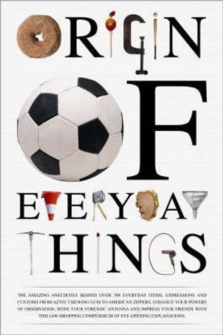 Books, Think / The Origin of Everyday Things (Hardback)
