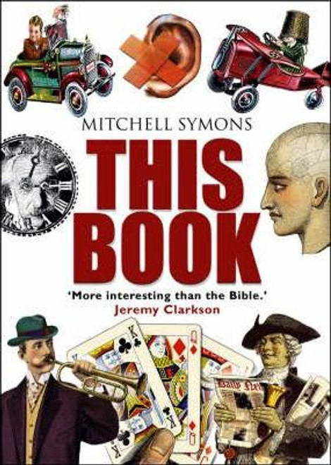 Symsons, Mitchell / This Book (Hardback)