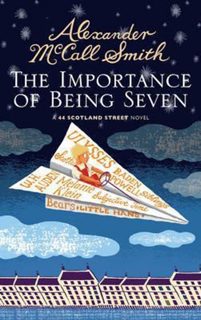 McCall Smith, Alexander / The Importance of Being Seven (Hardback)
