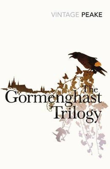 Peake, Mervyn / The Gormenghast Trilogy (Medium Paperback)