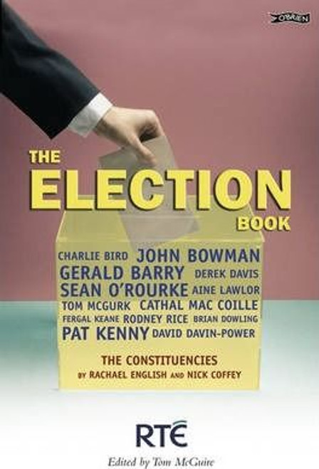McGuire, Tom / The Election Book