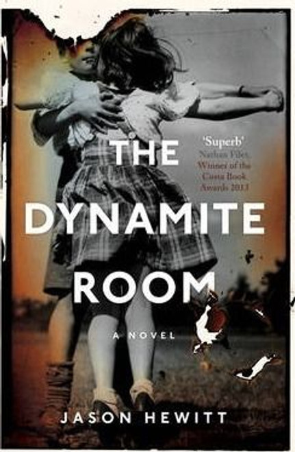 Hewitt, Jason - The Dynamite Room SIGNED hardcover 1st Edition