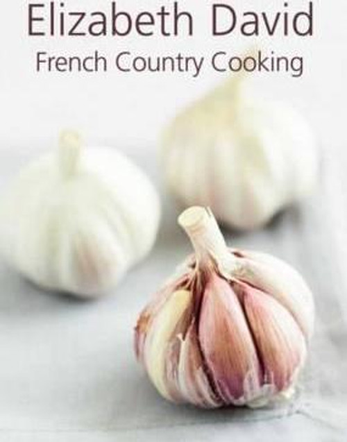 David, Elizabeth-  French Country Cooking  - 2011 Hardback Cookbook