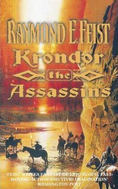 Feist, Raymond E. / Krondor: The Assassins ( Riftwar Legacy Book 2)