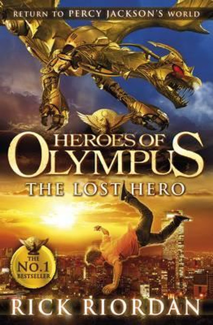 Riordan, Rick / The Heroes of Olympus: The Lost Hero