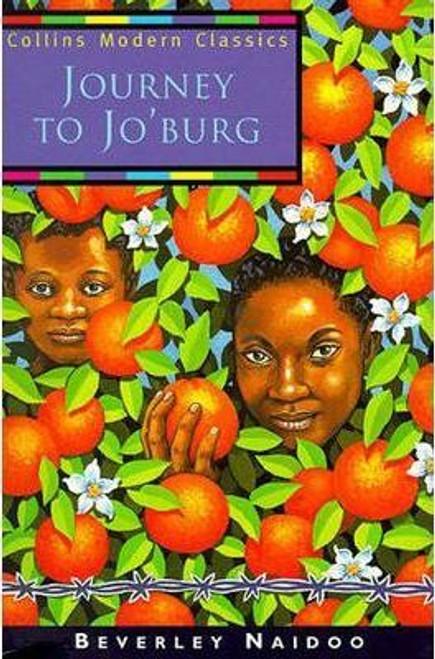 Naidoo, Beverley / Journey to Jo'burg