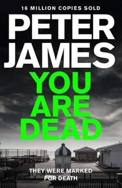 James, Peter / You Are Dead (Large Paperback)