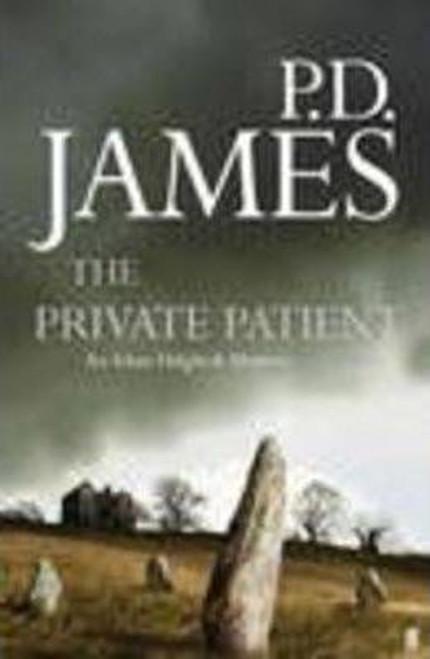 James, P.D. / The Private Patient (Large Paperback)