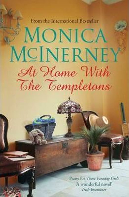 McInerney, Monica / At Home with the Templetons (Large Paperback)