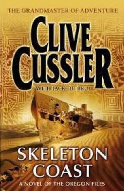 Cussler, Clive / Skeleton Coast (Large Paperback)