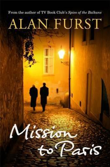 Furst, Alan / Mission to Paris (Large Paperback)