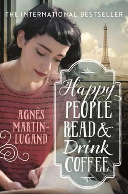 Martin Lugand, Agnes / Happy People Read and Drink Coffee (Large Paperback)