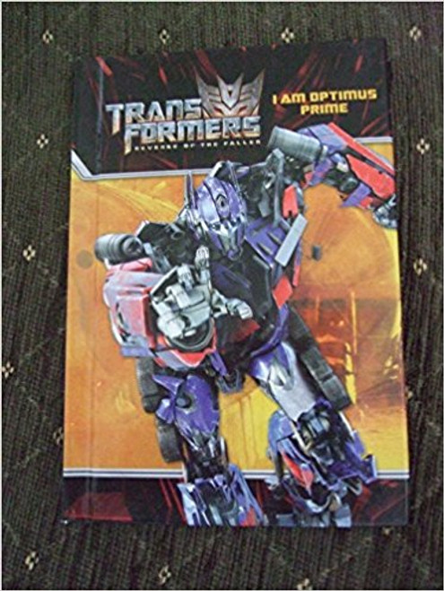 I am Optimus Prime: Transformers