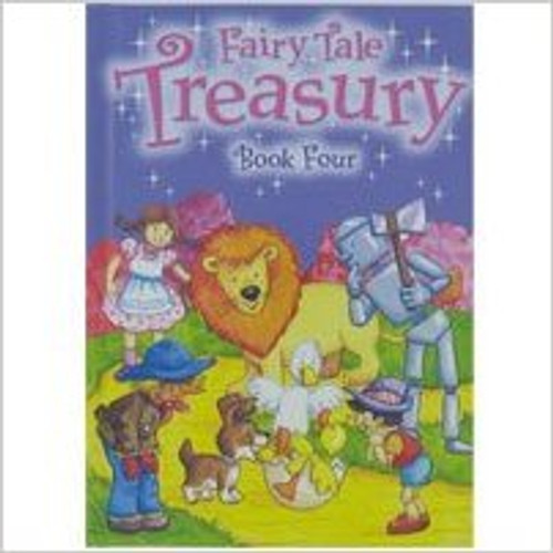 Fairy Tale Treasury Book Four