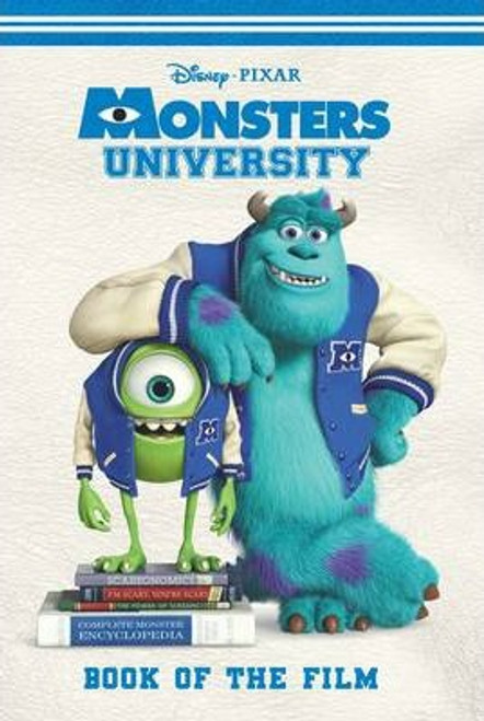 Disney: Monsters University Book of the Film