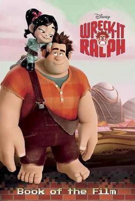 Disney: Wreck-It Ralph Book of the Film