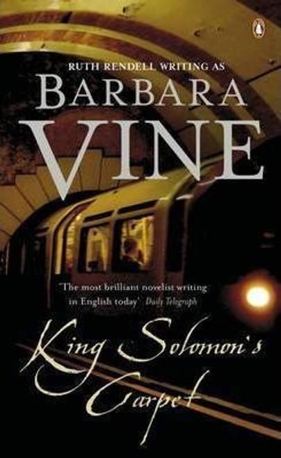 Vine, Barbara / King Solomon's Carpet