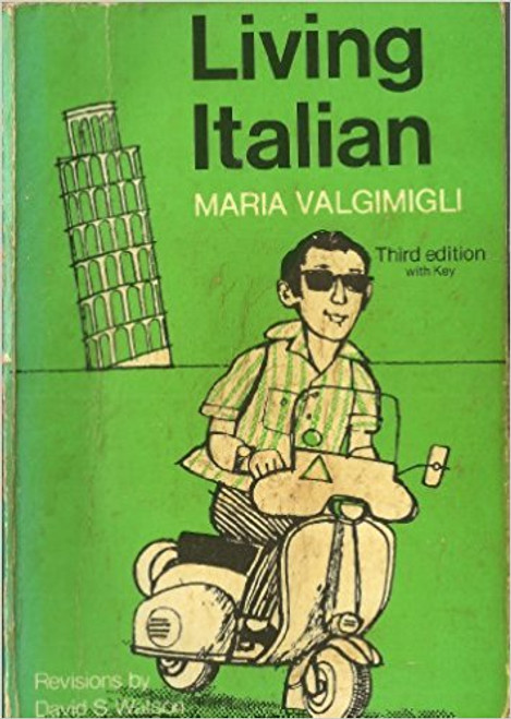 Valgimili, Maria / Living Italian