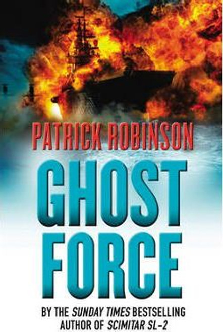 Robinson, Patrick / Ghost Force