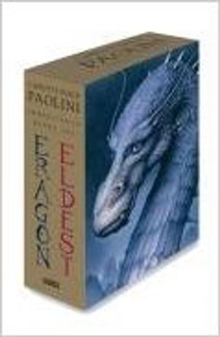 Eragon & Eldest: Christopher Paolini (2 Book Box Set)