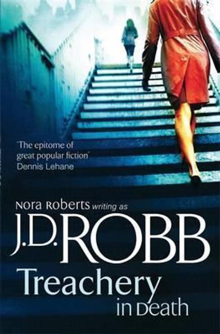 Robb, J.D. / Treachery In Death (Large Paperback)
