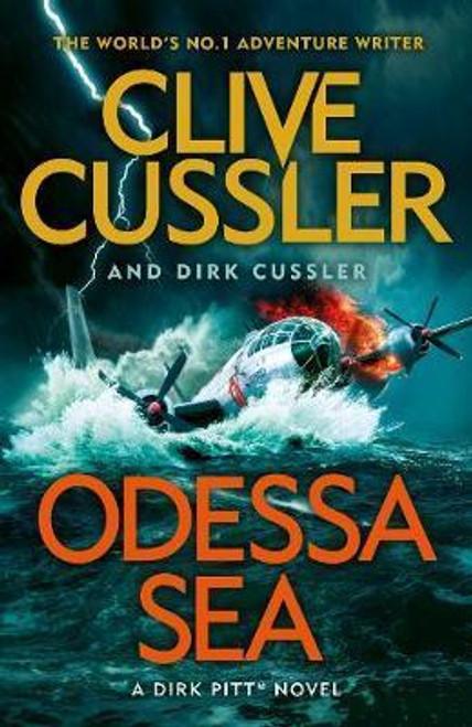 Cussler, Clive / Odessa Sea (Large Paperback)